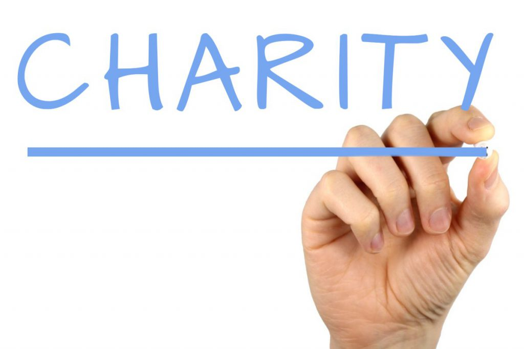 Bequest to charity